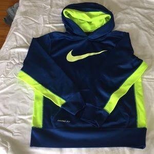 Nike Therma-fit  hoodie size M boy
